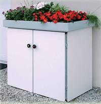 hochbeete und komposter aus hochwertigen materialien holz und metall bzw aluminium f r ihren. Black Bedroom Furniture Sets. Home Design Ideas