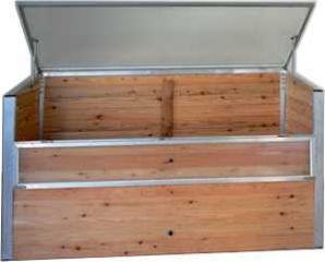hochbeete und mini hochbeete aus hochertigen materialien f r ihren garten die terrasse oder. Black Bedroom Furniture Sets. Home Design Ideas